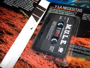C64 M.U.L.E. DroSoft - Interior & Tape