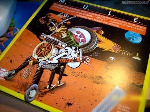 C64 M.U.L.E. DroSoft - Cover